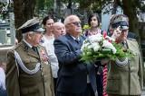 Mieszkańcy Rawy Mazowieckiej uczcili 75. rocznicę wybuchu Powstania Warszawskiego [ZDJĘCIA]