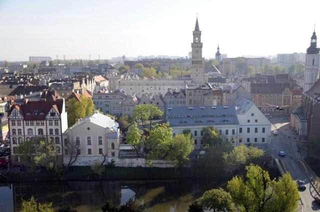 Opole chce wziąć kredyt warto 80 mln zł.