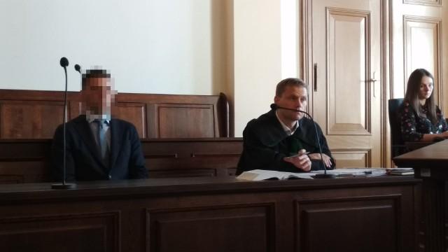 We wrześniu 2018 roku sąd rejonowy w Środzie Wielkopolskiej warunkowo umorzył postępowanie wobec Jędrzeja C. na dwa lata.
