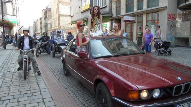 XIII Zlot Pojazdów Zabytkowych w Bytomiu