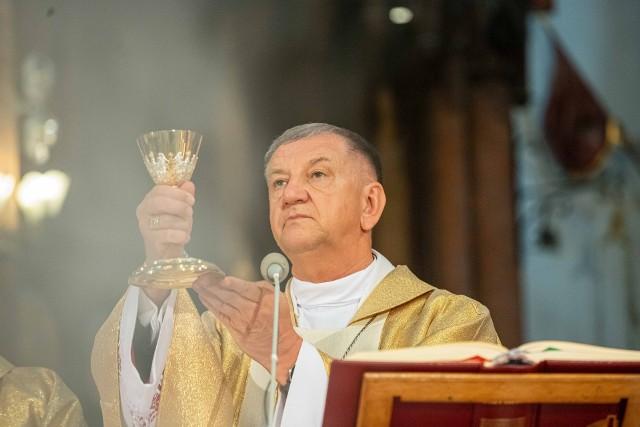 Białystok 4.09.2021. Ingres arcybiskupa Józefa Guzdka