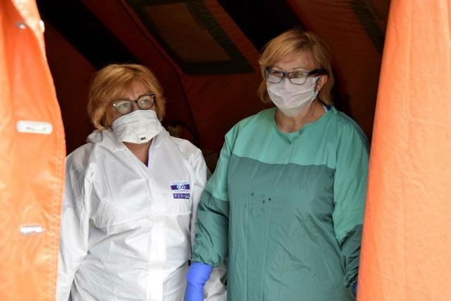 Zielona Góra, 19 maja 2020 r. Szpital Uniwersytecki w Zielonej Górze poinformował, że obecnie na oddziale zakaźnym nie ma już pacjentów z koronawirusem.
