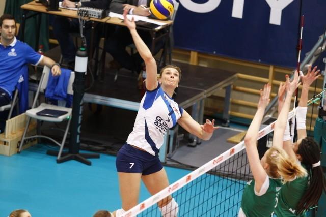 Małgorzata Glinka-Mogentale (atakuje) rozważa przedłużenie swojej kariery.