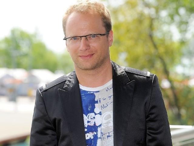 Maciej Stuhr wystąpi na otwarciu Galerii Korona w Kielcach.