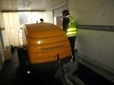 Policjanci odzyskali maszynę za 120 tys. zł [ZDJĘCIA]