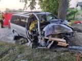 Po pijaku spowodował wypadek w Gronajnach, w którym zginęły 2 osoby. Grozi mu do 12 lat więzienia