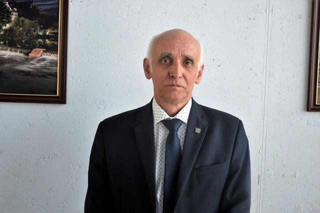 Marek Froelich, prezes Izby Rolniczej w Opolu.