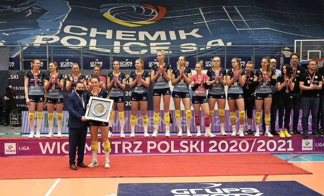 Developres po raz drugi z rzędu został wicemistrzem Polski