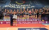 Developres Rzeszów wicemistrzem Polski. Złoty medal dla Chemika Police