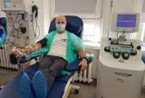 Krwi w Radomiu nie brakuje, ale osocze ozdrowieńców wciąż jest bardzo potrzebne