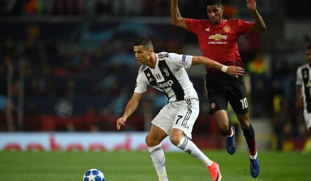 Juventus - Manchester United stream online. Transmisja w tv Juventus - MU. Gdzie oglądać Ligę Mistrzów? [WYNIK, LIVE, NA ŻYWO]