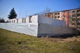 U zbiegu ulic Szklanej i Kolberga w Radomiu powstaje nowy budynek. Co się tam będzie mieściło?