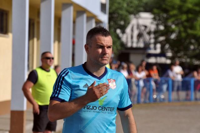 Wojciech Ankowski. 2017 rok, baraże o awans z Limanovią. Wtedy Wiślanie awansowali do III ligi, w której spędzili dwa sezony