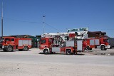 Pożar w największym tartaku regionu - w Świdnie w gminie Krasocin. W akcji siedem zastępów straży pożarnej [WIDEO, ZDJĘCIA]