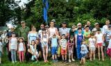 Wędkarze - dzieciom. Wspaniała zabawa nad zalewem w Kielcach. Nagrody dla wszystkich! [ZDJĘCIA]