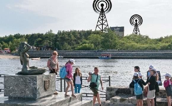 Radary w Ustce mogą odstraszać turystów