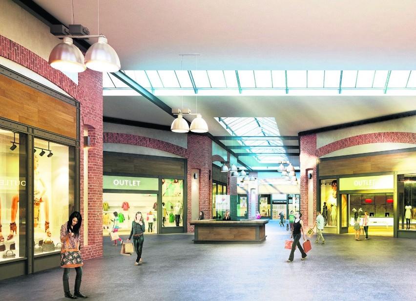Od połowy kwietnia rusza kolejne centrum outletoweTak będą wyglądały wnętrza Outlet Center. Obiekt zostanie oficjalnie otwarty 15 kwietnia. Ma zapewnioną wyłączność na outletowe salony Reserved, Cropp, Mohito i Sinsay na terenie Białegostoku.