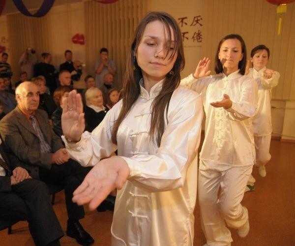 - Tai Chi to dla  mnie równowaga, spokój i relaks - mówi Małgorzata Weintritt.