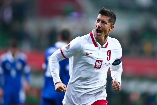 Istnieje ryzyko, że w meczu z Anglią na Wembley Polska będzie musiała radzić sobie bez Roberta Lewandowskiego. Mocno wątpliwy jest również występ Arkadiusza Milika.
