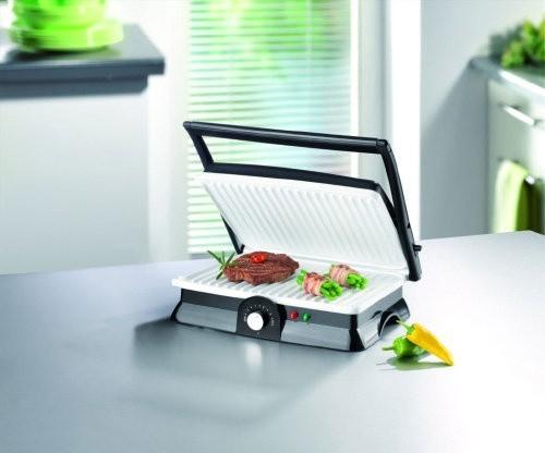TurbogrillPrzy użyciu termogrilla przyrządzisz mięso, ryby czy warzywa.