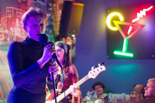 Natalię Sikorę mogliśmy posłuchać m.in. w klubie Duo Cafe w Słupsku