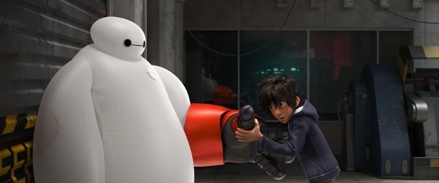 Kadr z filmu: Wielka szóstka