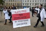 Czarny protest lekarzy. Szykuje się kolejny strajk w służbie zdrowia