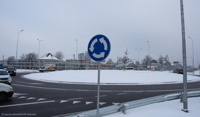 Rondo Andrzeja Meyera w Białymstoku będzie u zbiegu ulic Nowowarszawskiej i Ciołkowskiego
