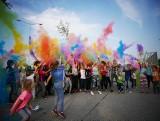 Dzień na skateparku i festiwal kolorów w Żninie [zdjęcia]