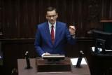 """Premier Morawiecki przedstawił plan pomocowy dla Białorusi. """"Chcemy pokazać sobie i Europie, że Białoruś może liczyć na solidarność Polski"""""""