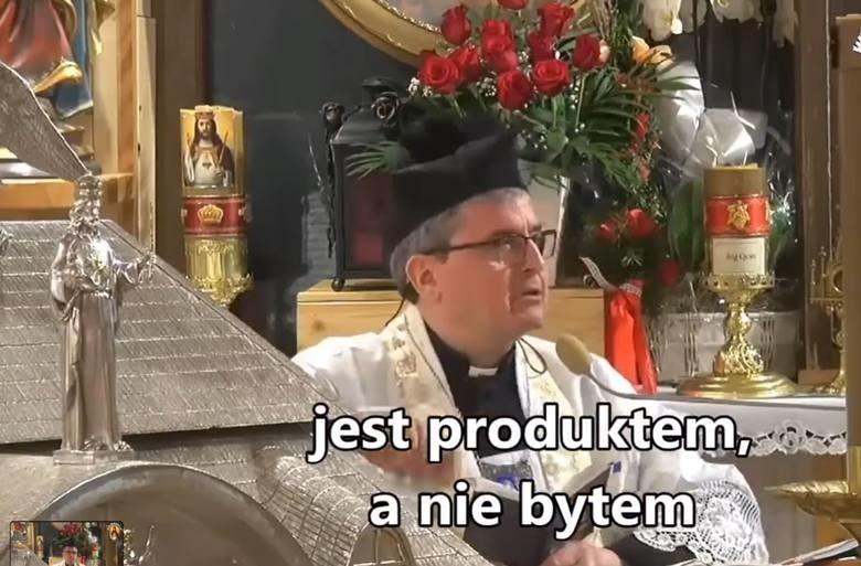 Piotr Natanek, suspendowany ksiądz nie może odprawiać mszy...