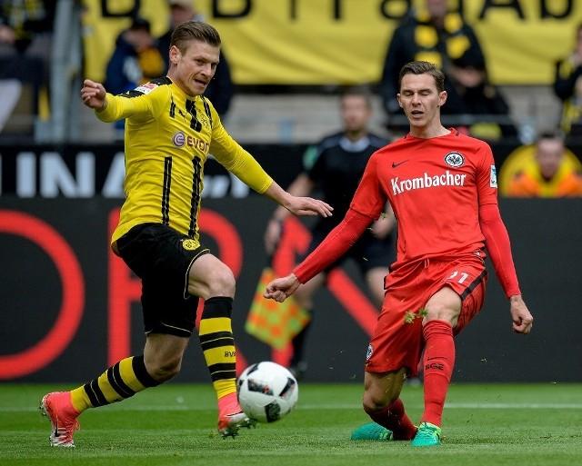 Łukasz Piszczek i spółka  pokonali Eintracht Frankfurt 3:1