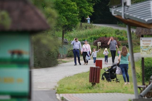 W poznańskim Nowym Zoo doszło do incydentu. Dwulatek, chorujący na SMA (rdzeniowy zanik mięśni) typu 1, nie został wpuszczony na teren placówki. Powód? Chłopiec korzysta z chodzika. Sprawę opisała w mediach społecznościowych matka dwulatka. Teraz reaguje dyrekcja placówki.
