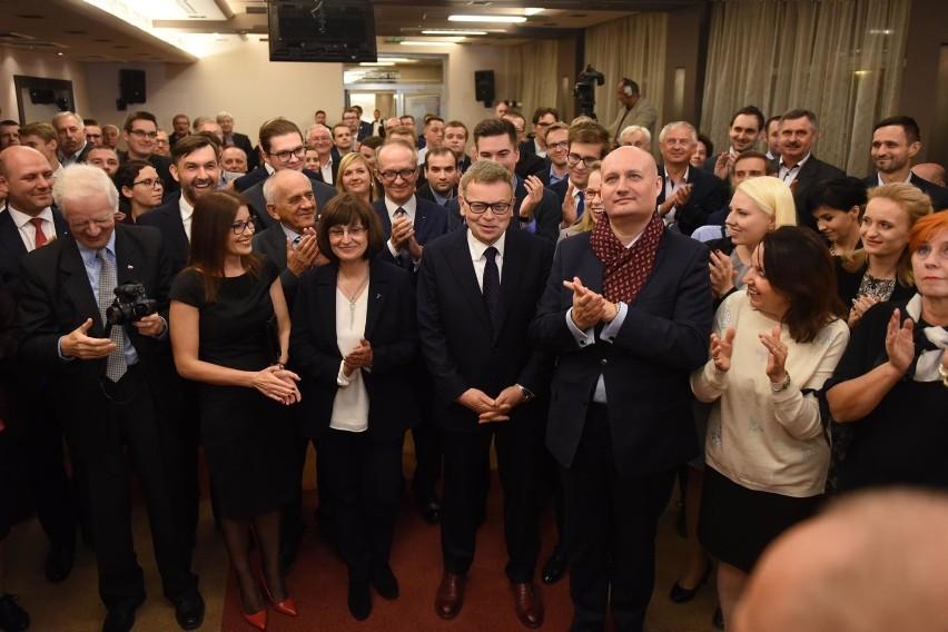 Wybory samorządowe 2018: Tadeusz Zysk, kandydat PiS na...
