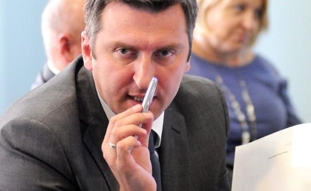 Waldemar Sługocki, poseł PO