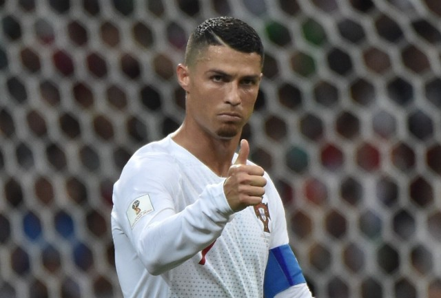 Cristiano Ronaldo to jeden z najbardziej rozpoznawalnych piłkarzy na świecie.