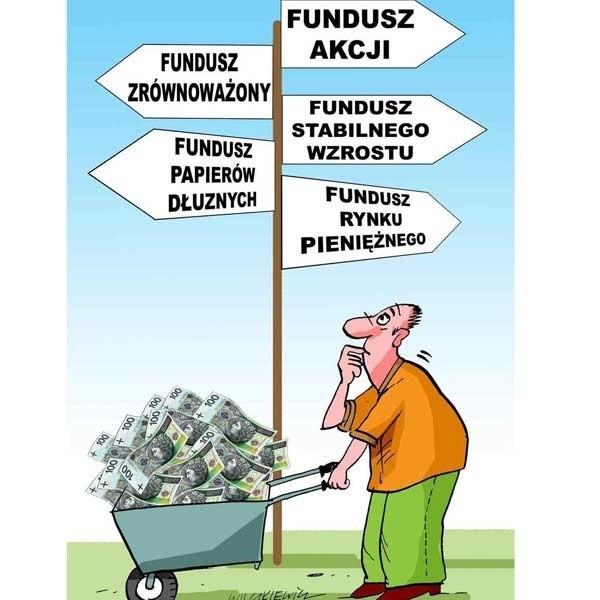19 miliardów zł  - tyle swoich pieniędzy Polacy zainwestowali od stycznia do końca maja 2007r. w fundusze inwestycyjne. W ostatnich miesiącach inwestorzy wpłacają do funduszy po kilka miliardów złotych,