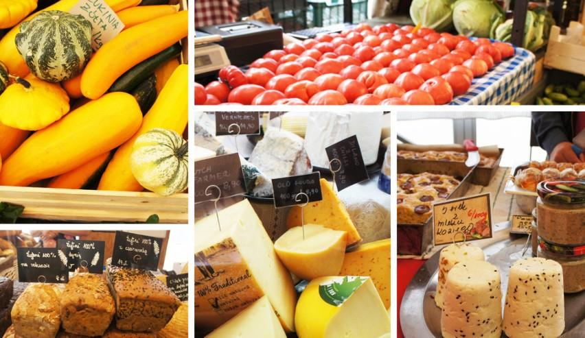 Bazar Natury ze zdrową żywnością odbywa się we Wrzeszczu na terenie Garnizonu dwa razy w tygodniu. Zobacz, co i za ile można kupić [ceny]