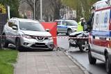 Ojciec zginął na oczach dzieci. Tragedia na Piastów w Krośnie Odrzańskim. Jak doszło do wypadku? Prokuratura odpowiada