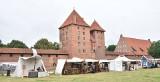 Jarmark Rzemiosł Średniowiecznych przy zamku w Malborku do niedzieli, 11.07.2021 r. Warto przyjść, porozmawiać i kupić rękodzieło