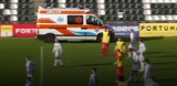 Fortuna 1 Liga. Sandecja przedłużyła serię z Koroną, ale Szufryn wylądował w szpitalu. Piękne gole Walskiego