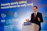 """Cała Polska objęta """"żółtą strefą"""". Od soboty bez maseczki nie wyjdziemy z domu"""