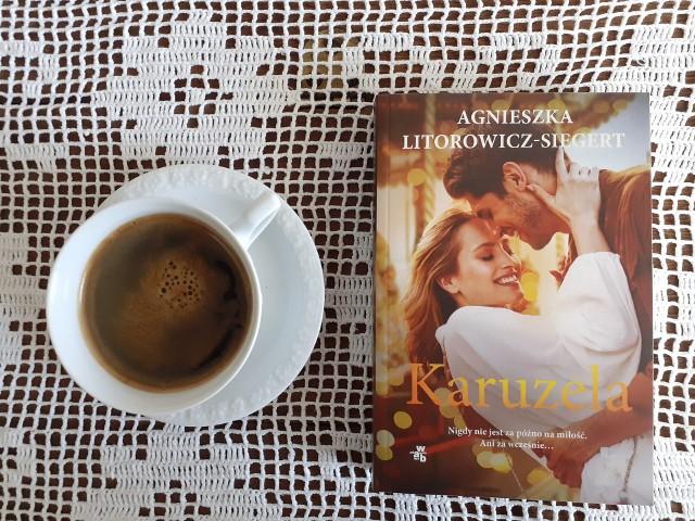 """Agnieszka Litorowicz-Siegert, """"Karuzela"""", Wydawnictwo W.A.B., Warszawa 2021, stron 367"""