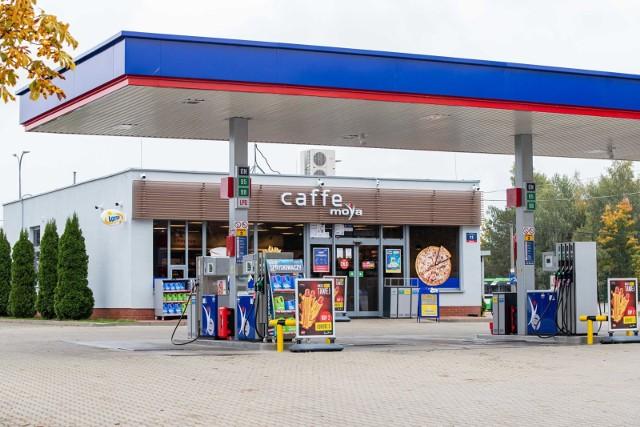 Tak wygląda stacja paliw, o której mowa.