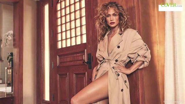 Fryzury na Sylwestra 2020. Uczesz się jak Jennifer Lopez! Ikona mody i stylu pokazuje propozycję swojej sylwestrowej stylizacji [ZDJĘCIA]
