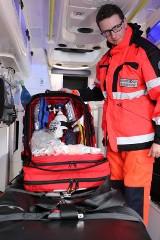 Zakopane. Nowe karetki i szkolenia dla ratowników medycznych spod Giewontu