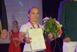 Setki mieszkańców Skwierzyny wzięło udział w powitaniu Renaty Śliwińskiej - złotej medalistki para olimpiady w Tokio.