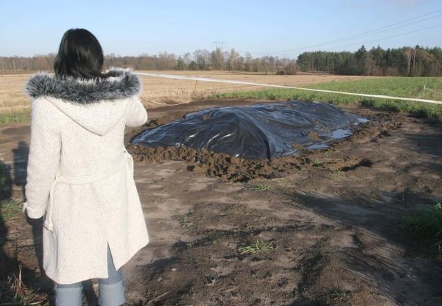 Do tej pory z kasy powiatu wydano już 25 tys. zł, a według obliczeń na oczyszczenie gruntu i zniszczenie szkodliwej substancji trzeba będzie wydać kolejnych 30 tys. zł.
