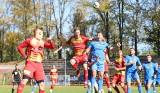 Hummel 4 Liga. Korona II Kielce przegrała z GKS Rudki 0:2. Wygrana gości mogła być jeszcze wyższa [DUŻO ZDJĘĆ]