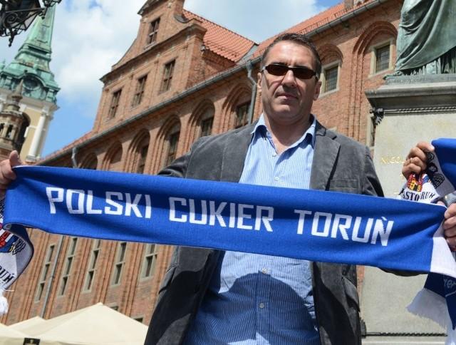 Jacek Winnicki podpisał kontrakt na rok w Toruniu.
